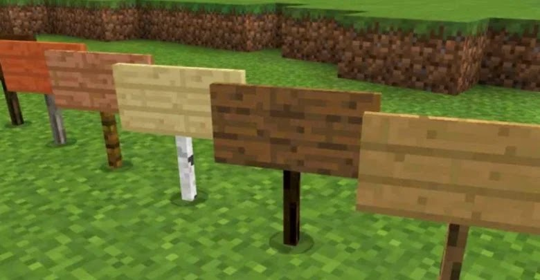 How to make posters in Minecraft
