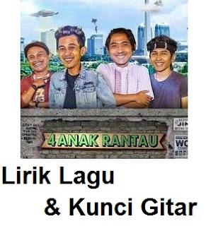 Kunci Gitar Etridi - Ku Tak Bisa OST 4 Anak Rantau RCTI