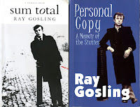 Ray Gosling Autobiographies