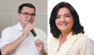 Em Picuí, situação e oposição farão convenções para oficializar Olivânio e Gilma neste domingo (13)