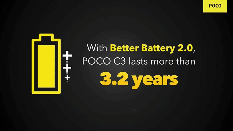 Better Battery 2.0 technology
