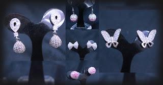 Sản xuất bông tai nam nữ