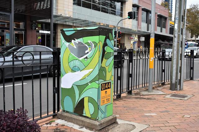 Burwood Utility Art | Signal Box Art