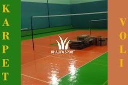 Harga Karpet Lapangan Voli Badminton Interlock