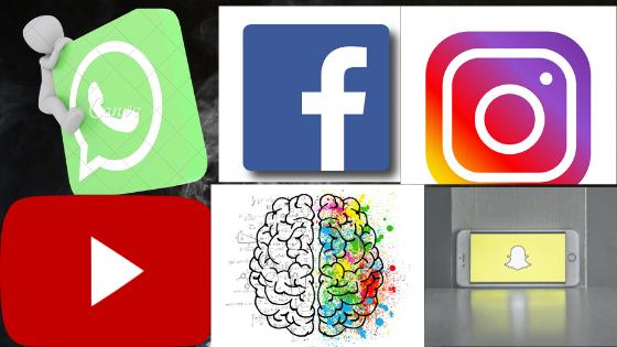Social media grabs our brain