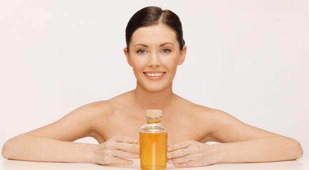 Tips de belleza con aceite de bebé