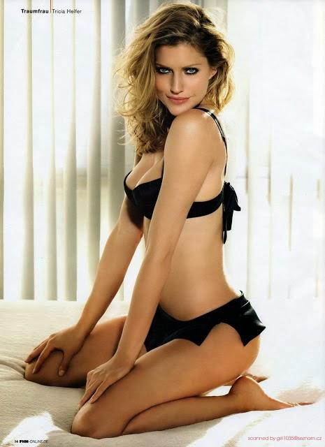 Tricia Helfer Bikini Pics ~ My 24News and Entertainment