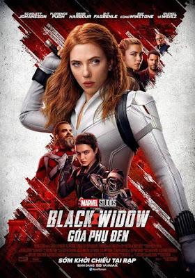 Góa Phụ Đen - Black Widow