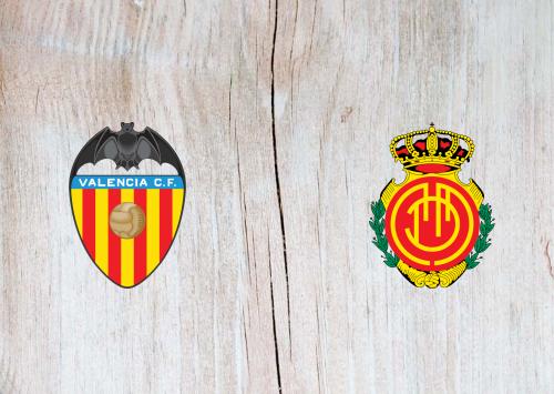 Valencia vs Mallorca -Highlights 1 September 2019