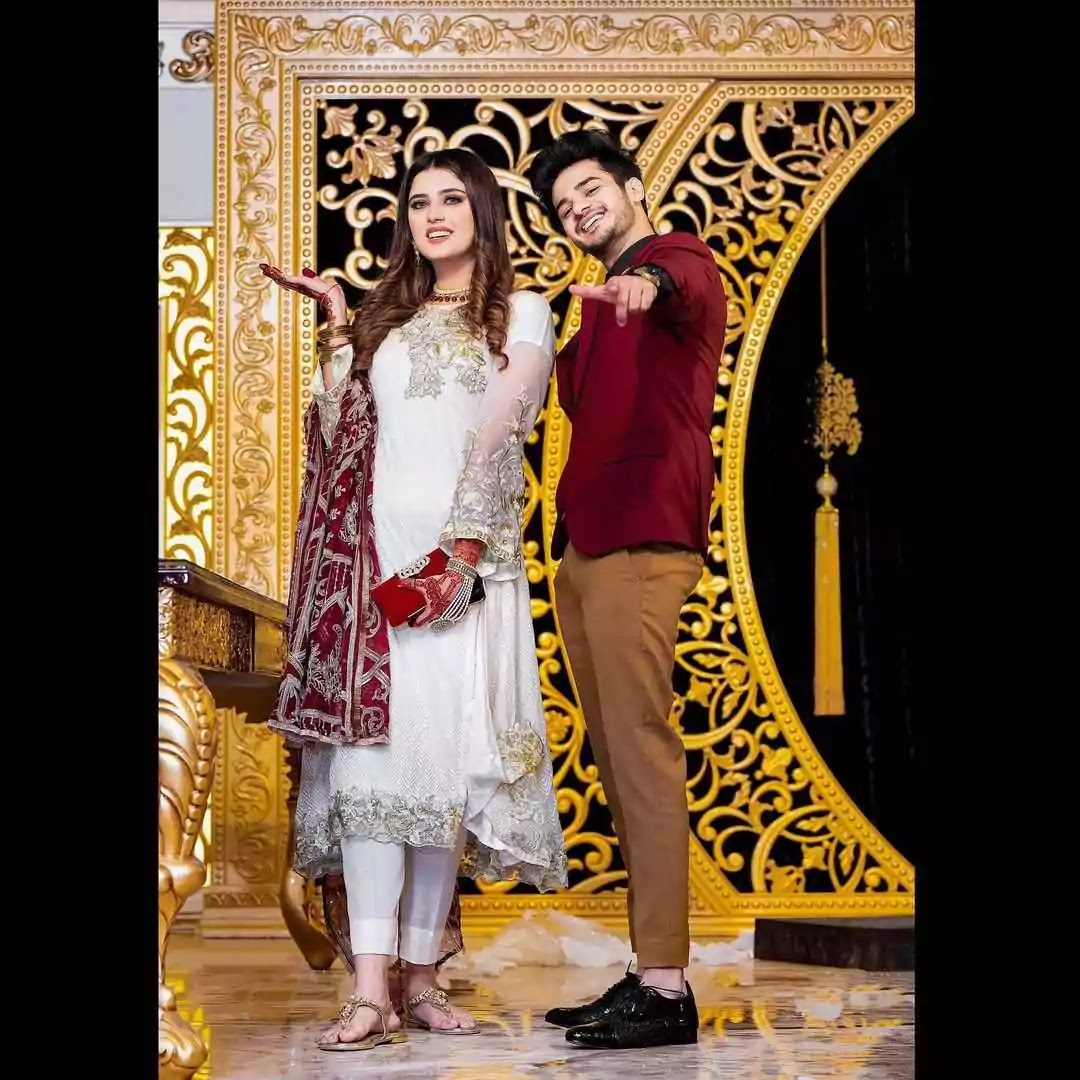 Kanwal Aftab Recent Pictures With Husband