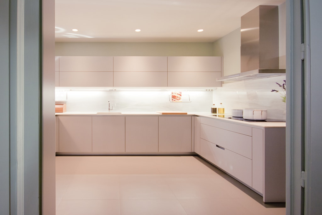 La distribuci n en u una manera de reducir los for Muebles de cocina de 70 o 90