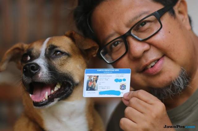 Habiskan  Rp hampir 1 Miliar, PDIP: KTP Anjing Pemborosan Anggaran