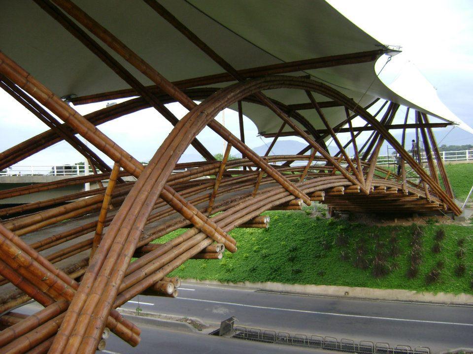 Arco de carga y arco del barandal