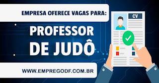 PROFESSOR JUDÔ