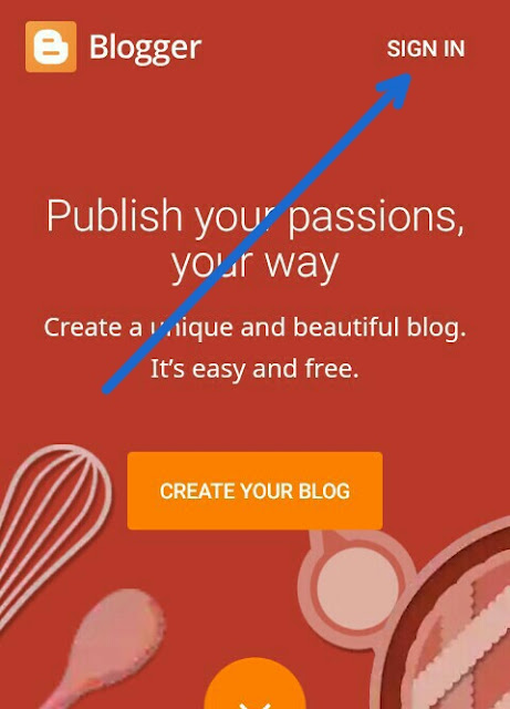 How to earn money from blogger? Step by step.