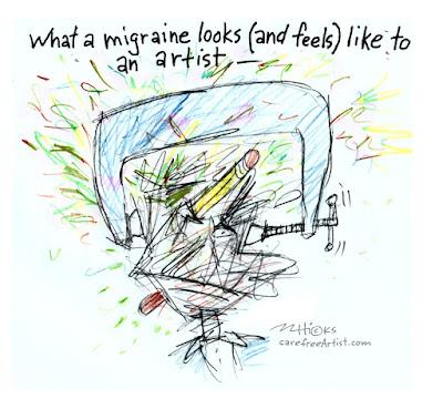 Bad Migraine Day