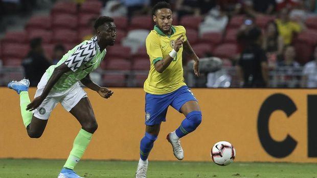 Bintang Brazil Yaitu Neymar Dikabarkan Absen Satu bulan 2019