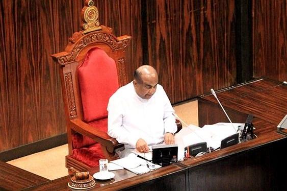speaker mahinda yapa