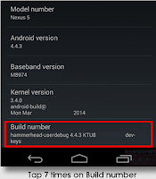 developer options-faster