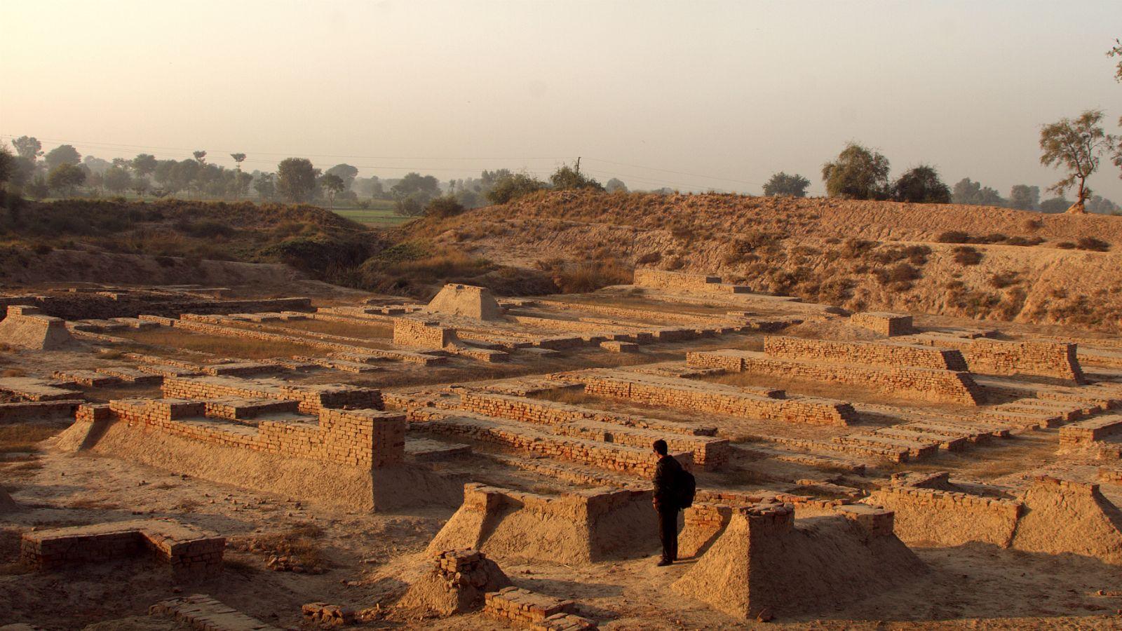 Ciudad de Surkotada, Gujarat india