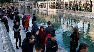 ولاية شانلي أورفا التركية..توقعات بإقبال سياحي غير مسبوق خلال 2020