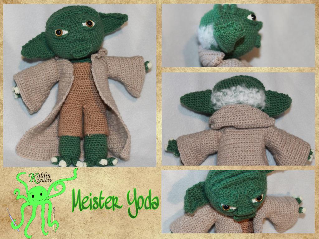 Atemberaubend Stricken Yoda Hutmuster Zeitgenössisch - Strickmuster ...