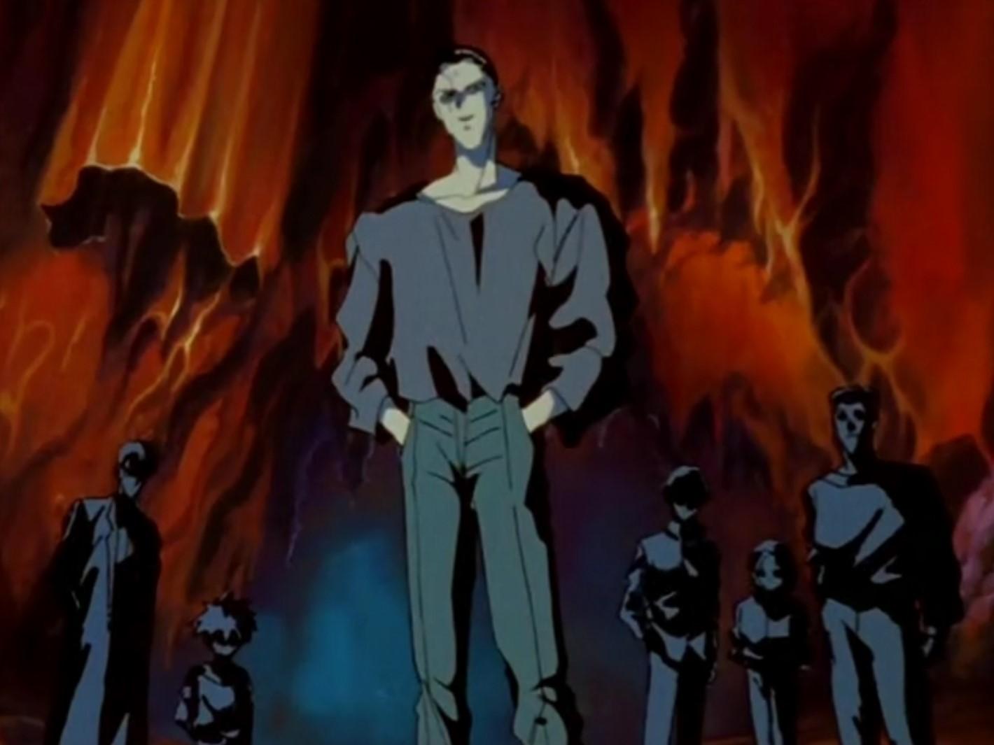Yu Yu Hakusho Dublado: Episódio 71 – O Terrível Portão das Trevas
