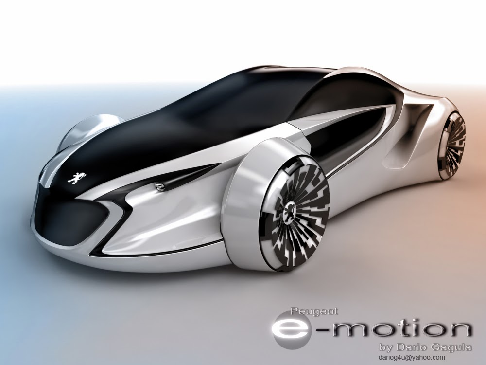 Cool Future Cars Collection