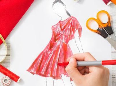ماهي المهارات الأساسية اللازمة لتصبح مصمم أزياء