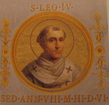 Santo Paus Leo IV
