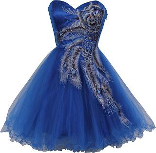 peacock dresses 2013
