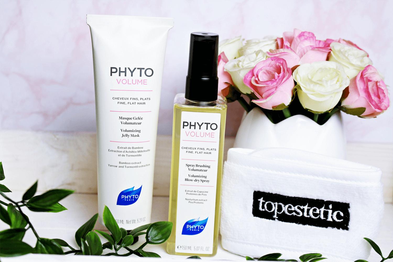 Phyto Phytovolume Spray nadający włosom objętość
