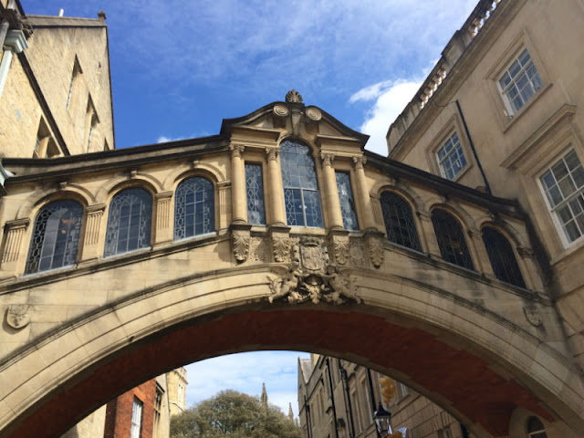 Daytrip to Oxford