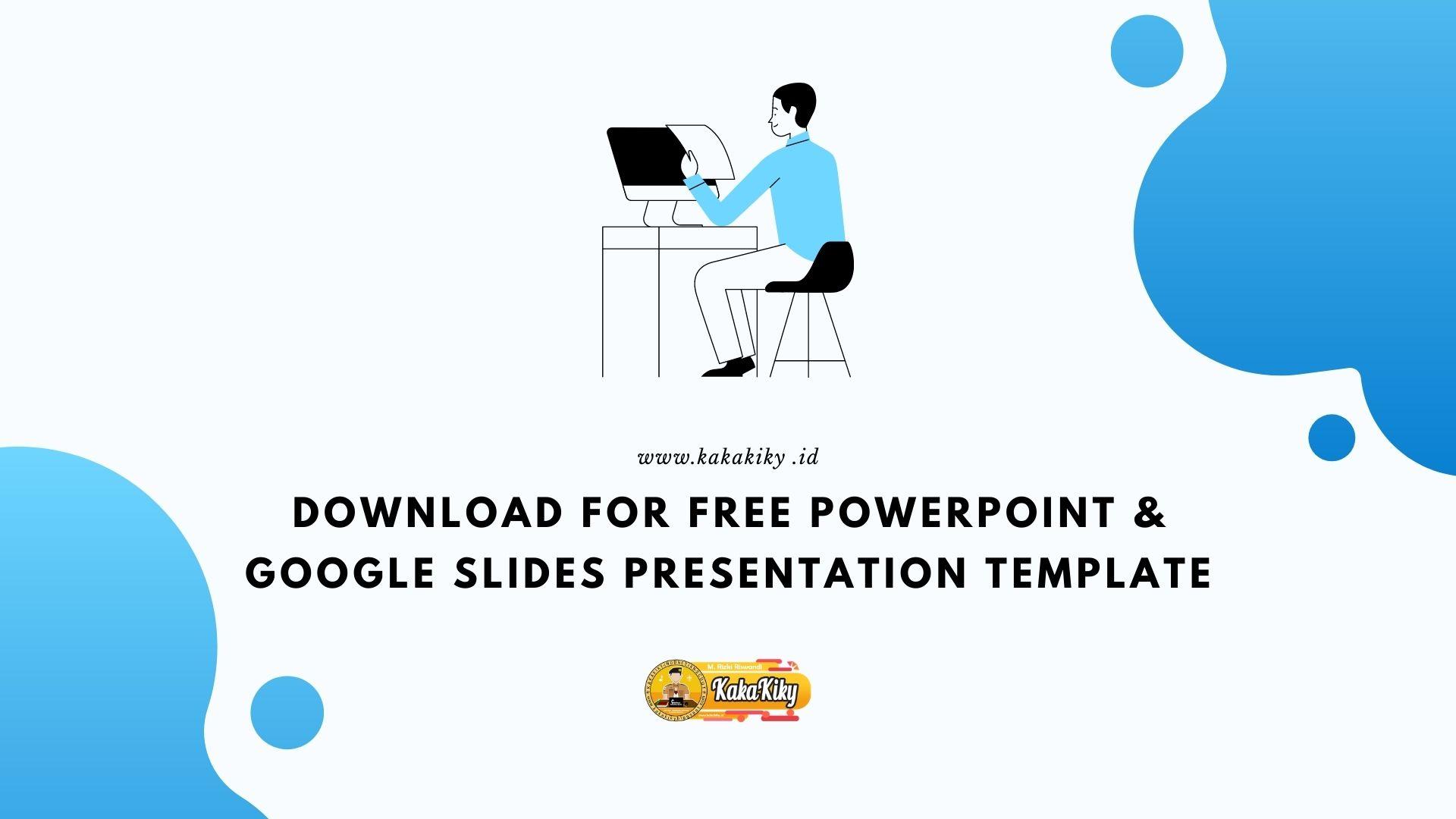 30 Template Presentasi Power Point Ppt Dan Google Slide Tema Edukasi Gratis Kakakiky Blog Edukasi