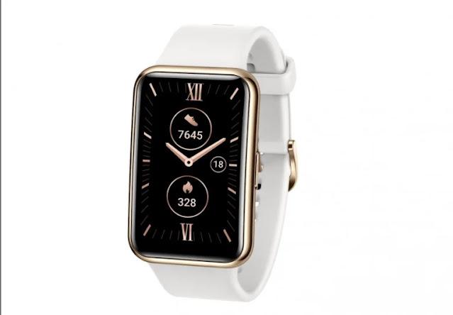 Huawei Watch Fit Elegant Technotesarabic.com