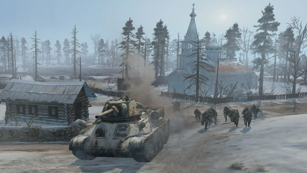 Company of Heroes 2 and the expansion of Ardennes Assault for free