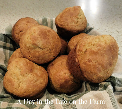 Lemon Lavender Muffins