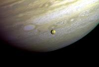 Io and Jupiter