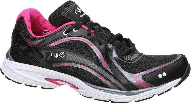 """افضل انواع احذية الجري """"Ryka sky"""""""