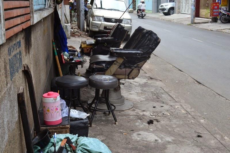 Salon de coiffure, Ho Chi Minh