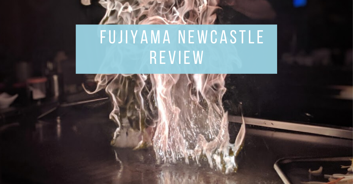 A Different Kind of Sunday Lunch at Fujiyama, Newcastle