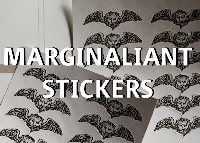 Marginalia Stickers