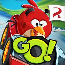 Angry Birds Go! v2.2.4 MOD APK (Unlimited Money dan Gems) + Data Terbaru