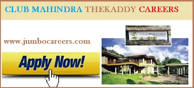 Club Mahindra job salary. Club Mahindra Thekkady salary