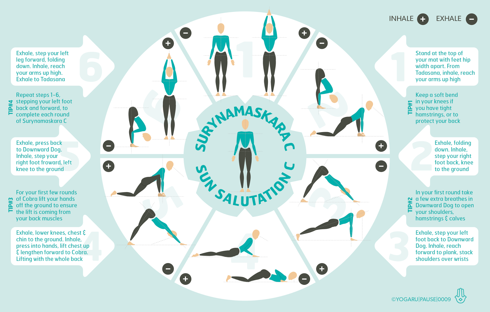 At Home Yoga Sequence Sun Salutations