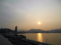 odongdo bridge yeosu