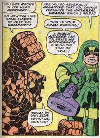 Fantastic Four 65 Jack Kirby