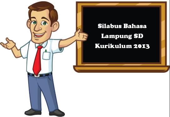 Silabus Bahasa Lampung SD Kurikulum 2013