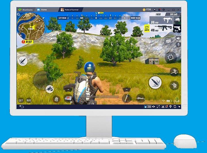 تحميل لعبة ببجي للكمبيوتر ويندوز 7 النسخة الاصلية مجانا