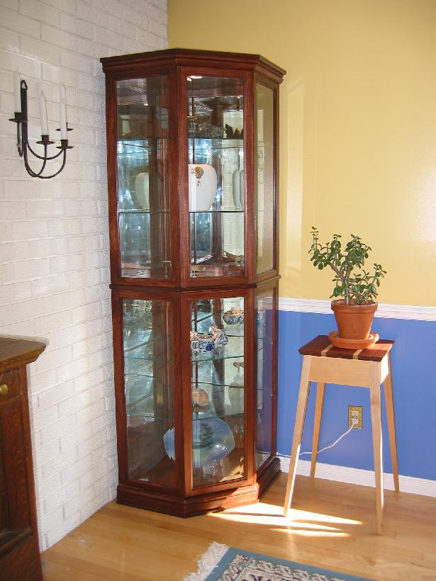 Benefits Of Corner Curio Cabinets Excellent Cabinets